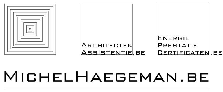 michel haegeman-architectenassistentie-energieprestatiecertificaten